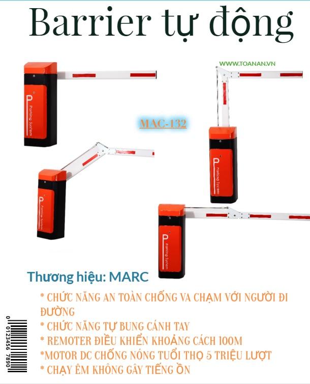 Barrier tự động MAC-132 - Đài Loan