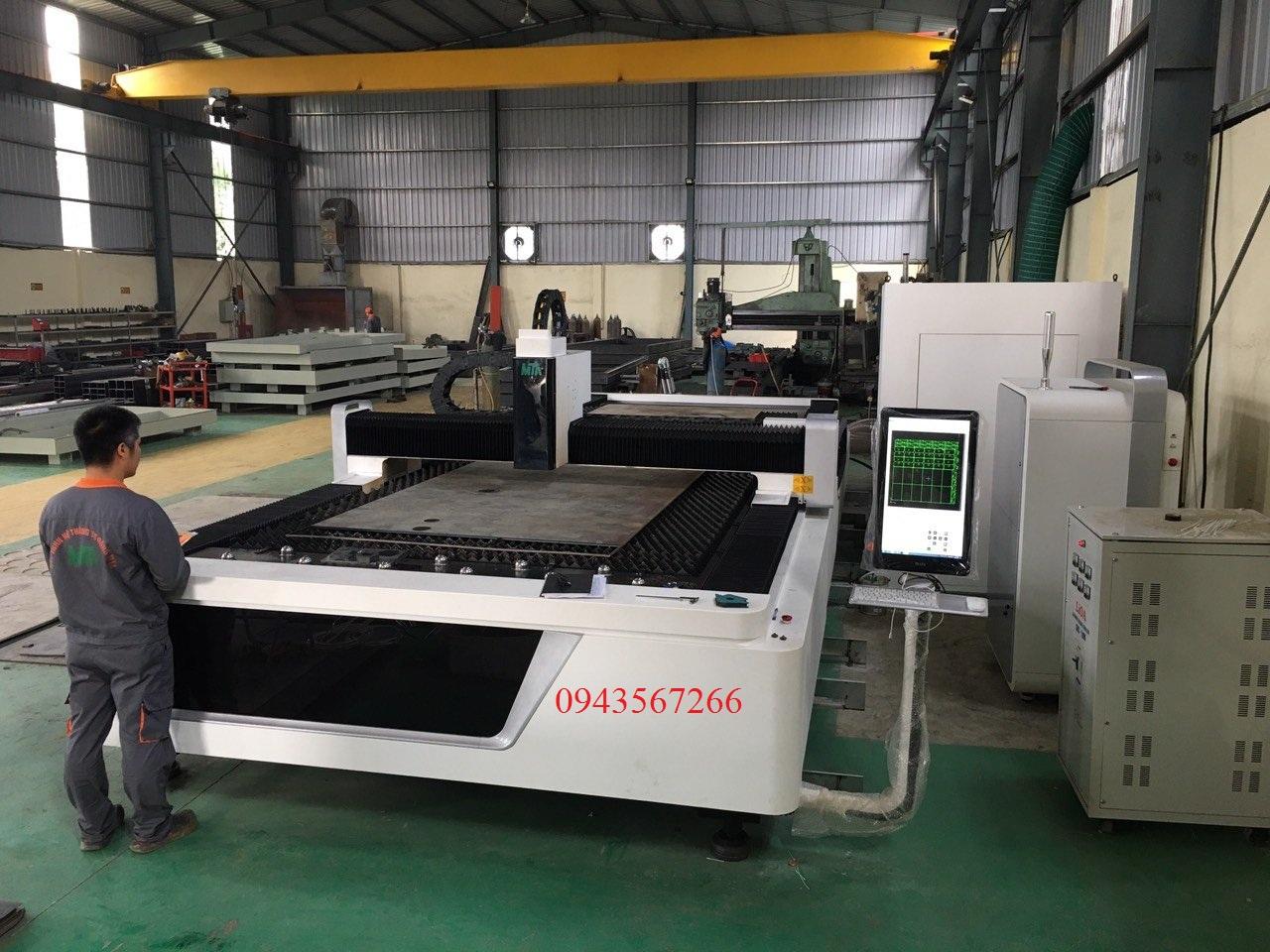 Máy cắt laser Fiber bàn đơn MTA-1530P
