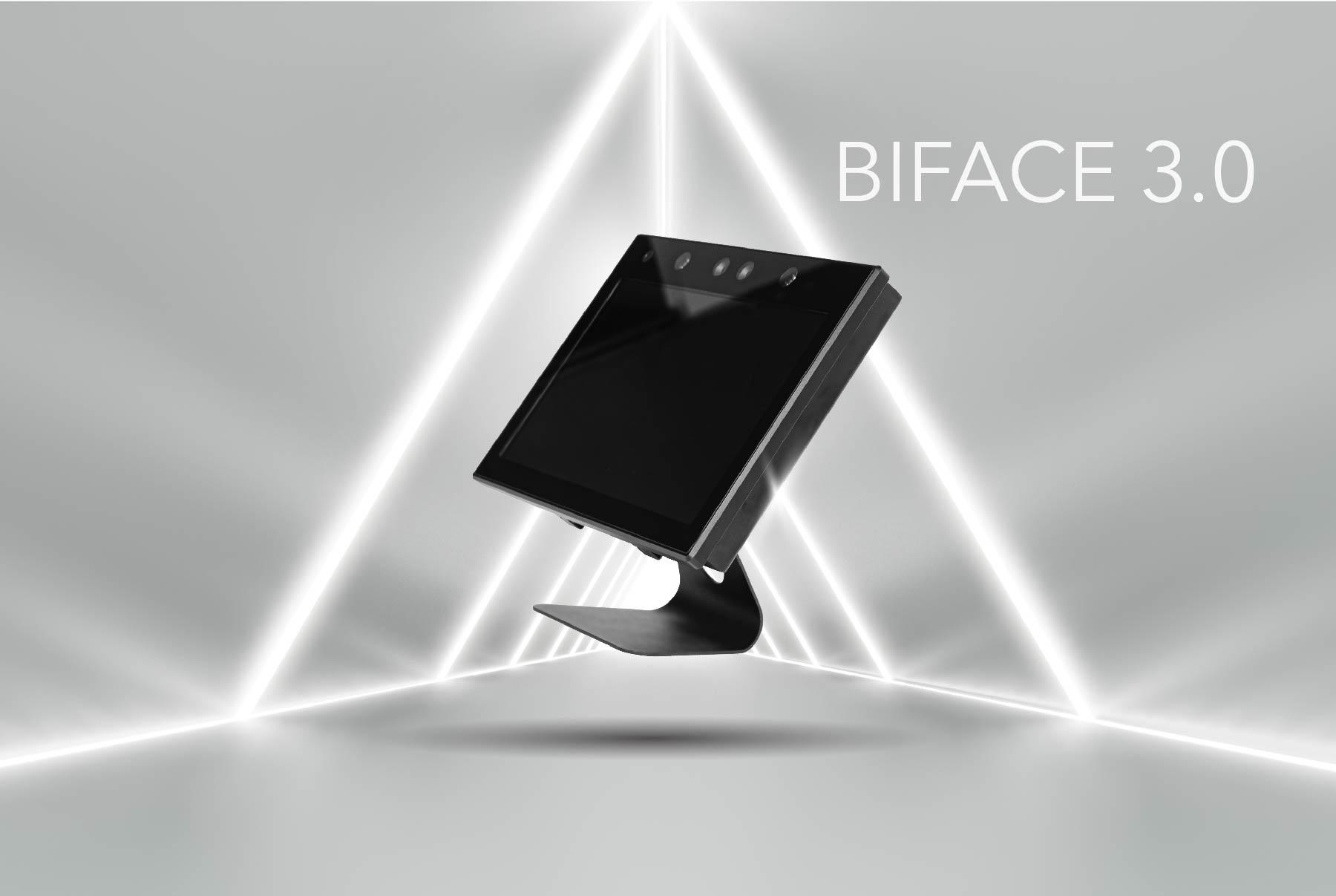Máy chấm công nhận diện khuôn mặt Biface