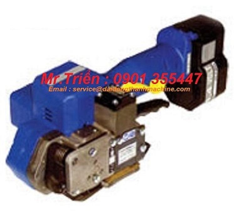 Máy đóng đai nhựa cầm tay P-323 hàng có sẵn giá tốt
