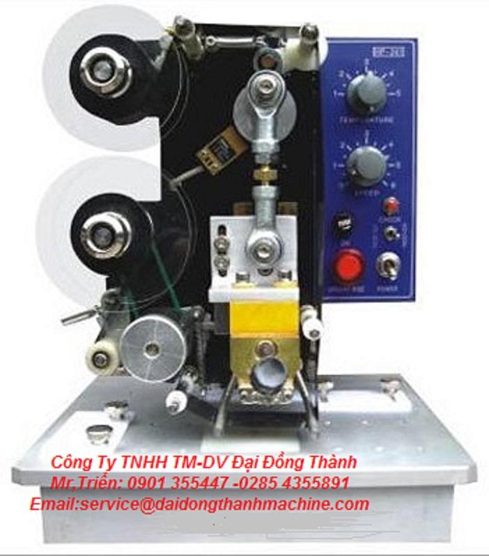 Máy in date và hạn sử dụng tự động HP-241