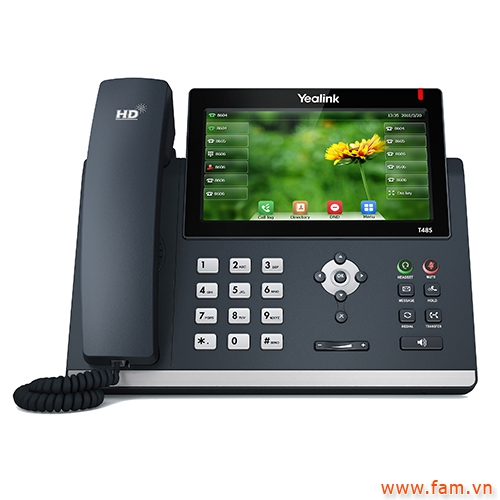Điện thoại IP YeaLink SIP-T48S