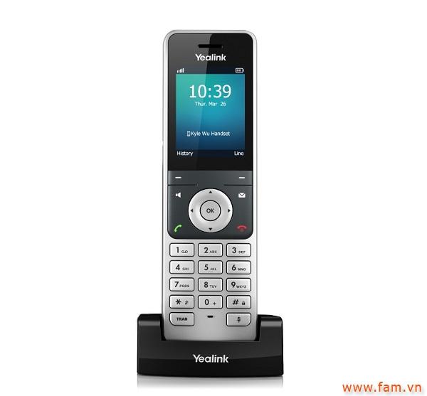 Điện thoại IP cầm tay không dây YeaLink W56H