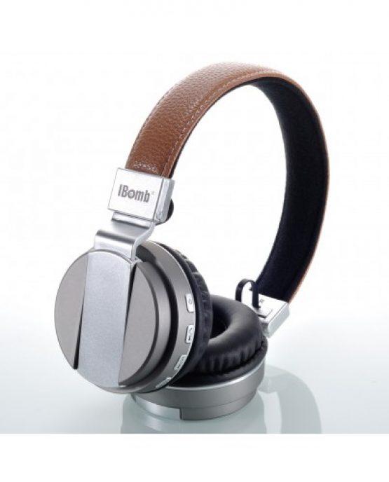 Tai nghe choàng đầu có MIC Bluetooth IBOMB SKA G50