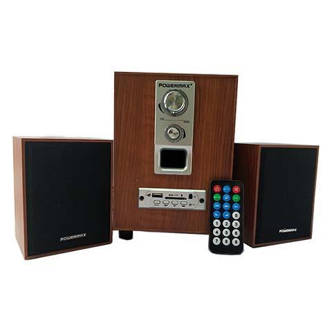 Loa Bluetooth 2.1 Powermax PS-163D