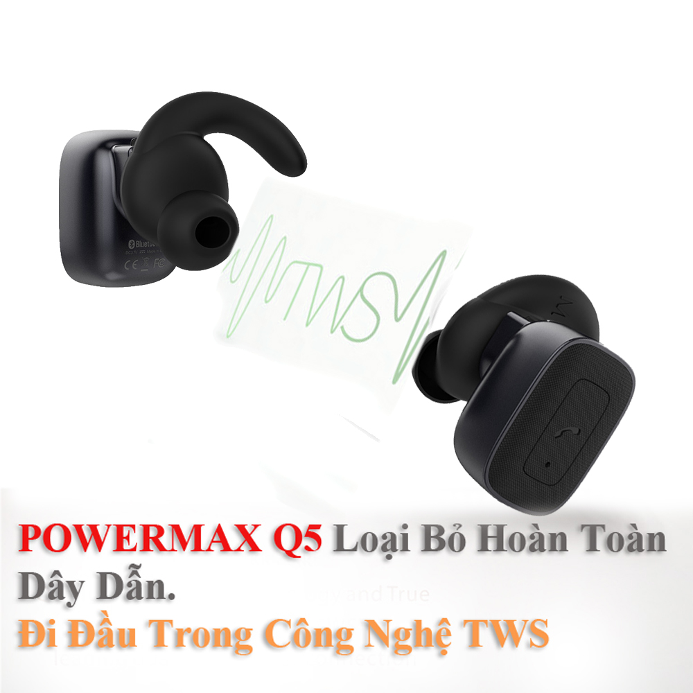Tai nghe Bluetooth POWERMAX Q5