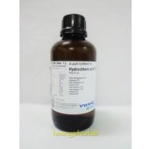 Hóa chất  Hydrochloric acid 37% (HCL 37%), Code 20252.290