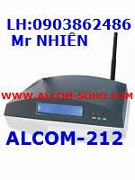 Điện thoại bàn dùng sim điện thoại di động Alcom-112