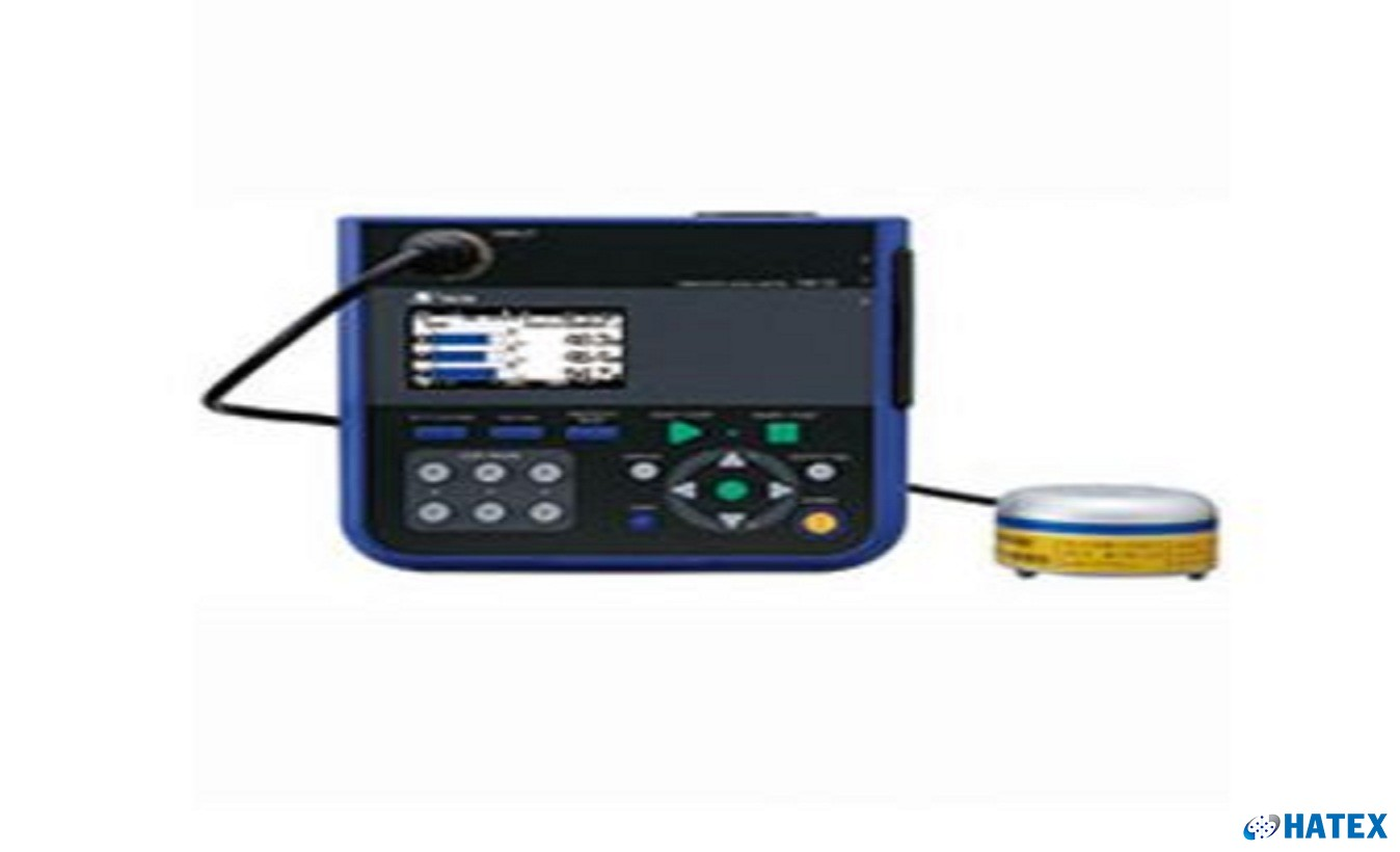 Thiết bị đo và phân tích độ rung cầm tay RION VM-55