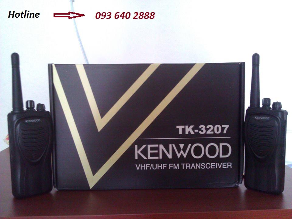 Bộ đàm Kenwood TK-3207