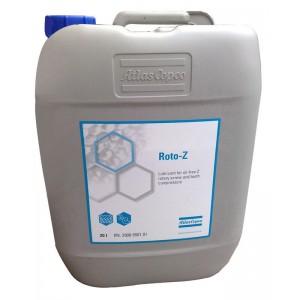 Dầu Roto Z 2908850101 chuyên dùng cho máy nén khí trục vít và máy nén khí bánh răng không dầu