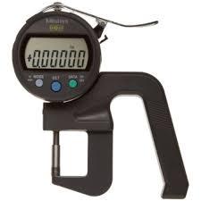 Đồng hồ đo độ dày điện tử Mitutoyo 0-200 mm