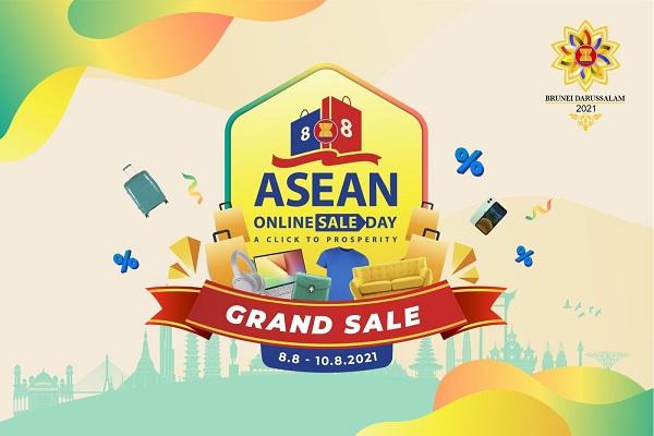 Chương trình Ngày mua sắm trực tuyến lớn nhất ASEAN 2021- ASEAN Online Sale Day 2021