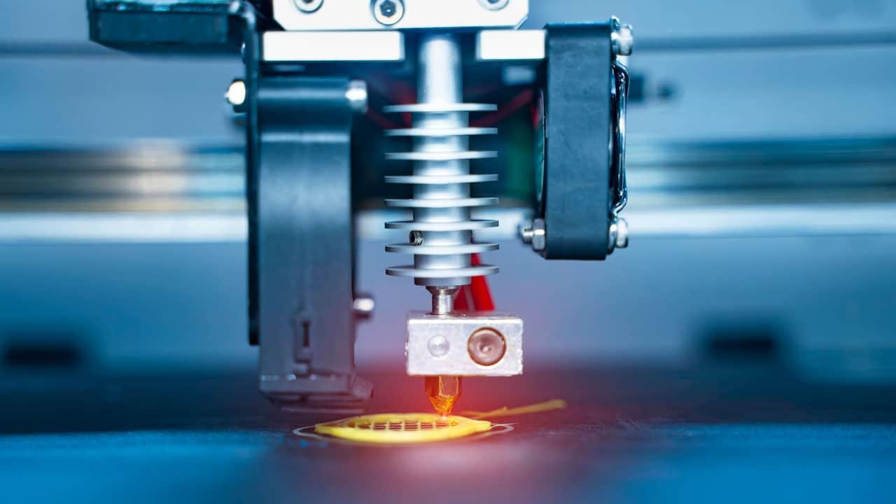 """Báo cáo chuyên đề """"Công nghệ in 3D và định hướng phát triển ở Việt Nam"""""""