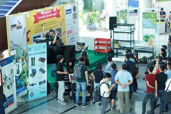 Vietnam Expo- Đồng hành cùng doanh nghiệp trong kỷ nguyên số
