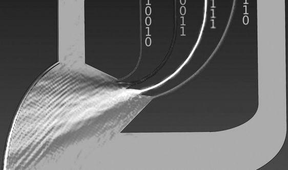 Chip silicon siêu nhỏ thúc đẩy truyền thông 6G