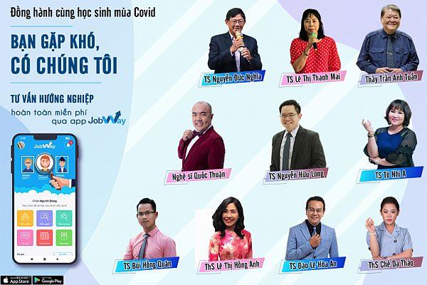 Công cụ hướng nghiệp số hóa đầu tiên tại Việt Nam- JobWay