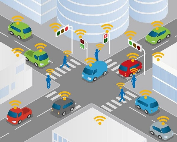 Công nghệ đường thông minh trong tương lai
