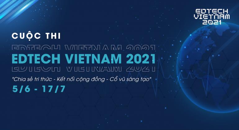 Khởi động Cuộc thi tìm kiếm ngôi sao khởi nghiệp- Edtech Vietnam 2021