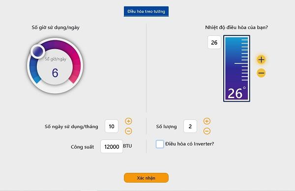 Tập đoàn Điện lực Việt Nam (EVN) phát triển công cụ ước tính điện năng tiêu thụ cho hộ gia đình