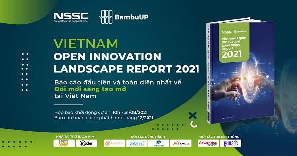 """Khởi động dự án phát hành Báo cáo """"Toàn cảnh Đổi mới sáng tạo mở tại Việt Nam"""""""