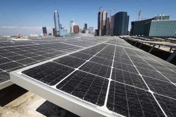 Nanocomposit giúp tăng hiệu quả của pin điện mặt trời