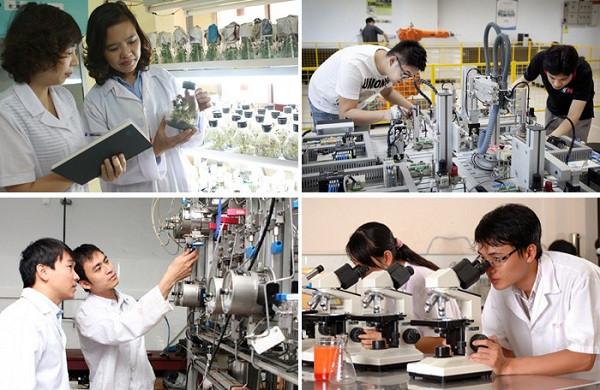 Ưu đãi miễn, giảm thuế thu nhập doanh nghiệp đối với doanh nghiệp khoa học và công nghệ