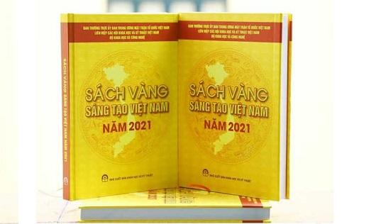 Sách vàng Sáng tạo Việt Nam 2021