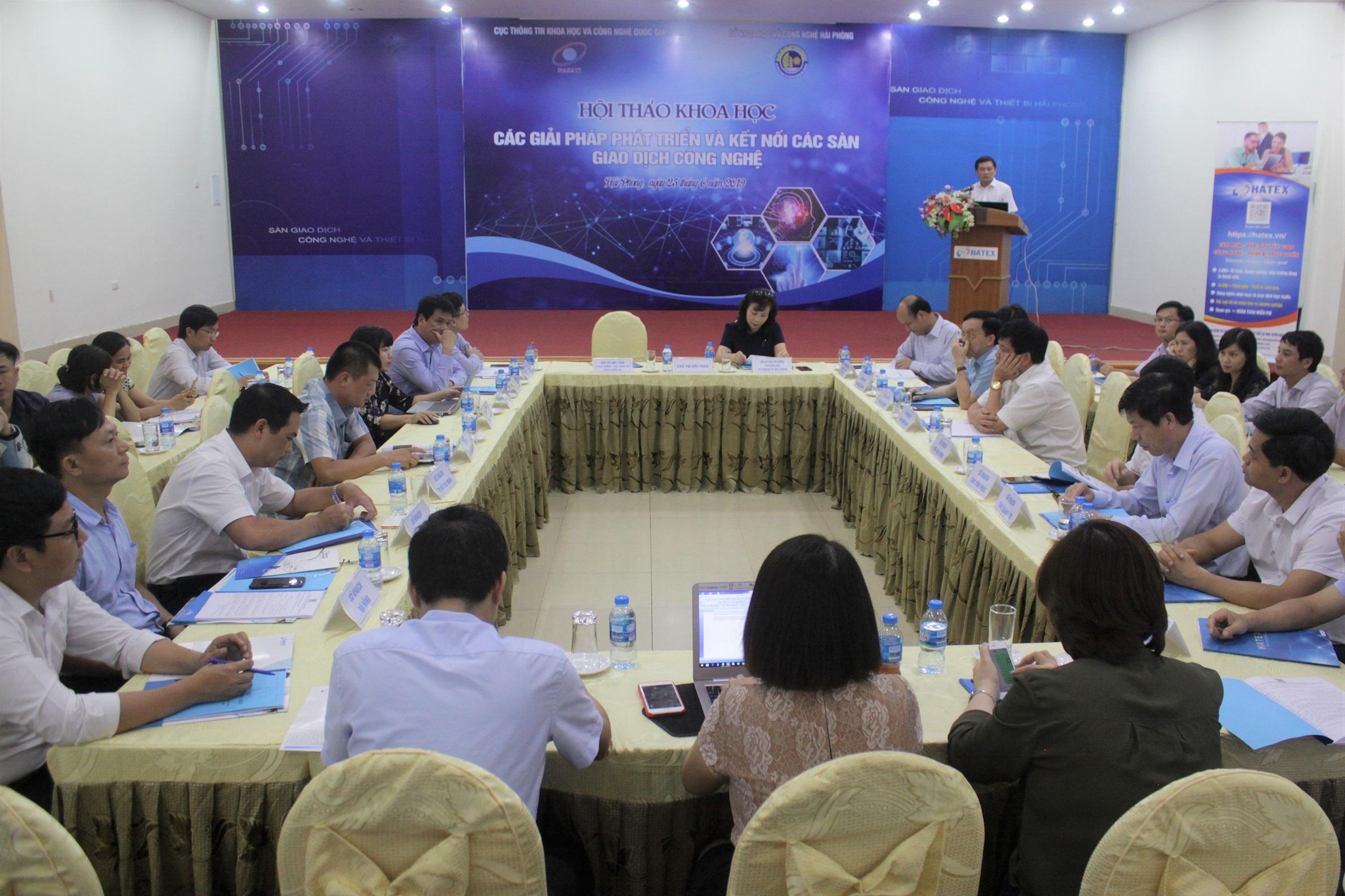 Phát triển thị trường công nghệ: Cần sự liên kết chặt chẽ hơn giữa các sàn giao dịch