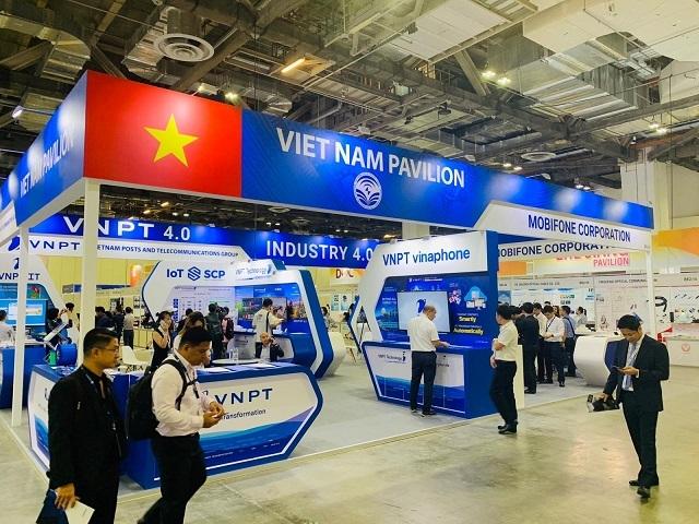 Trình diễn công nghệ made in Việt Nam tại Triển lãm ConnecTech Asia 2019