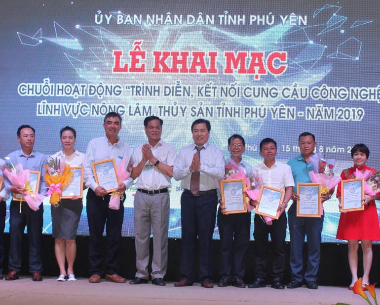 Kết nối cung – cầu công nghệ lĩnh vực nông, lâm, thủy sản tỉnh Phú Yên