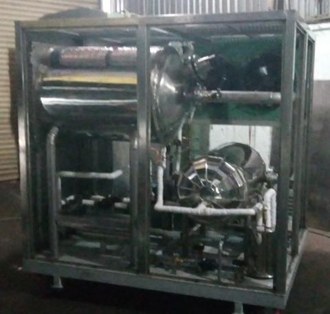 Chế tạo thành công thiết bị làm nguội siêu chân không phục vụ cho sản xuất công nghiệp