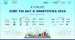 Công bố Cuộc thi khởi nghiệp công nghệ AIoT & Smart Cities 2019 tại TP.HCM