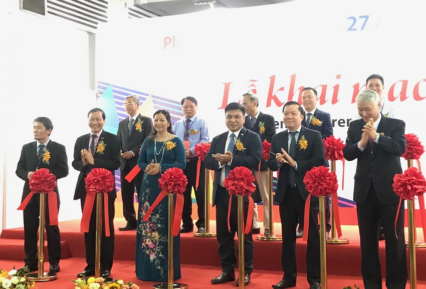 180 doanh nghiệp tham gia Triển lãm Hanoi Plas Print Pack 2019
