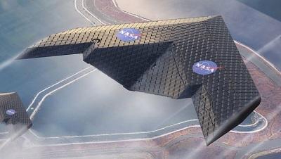Phát triển loại cánh máy bay siêu linh hoạt, giúp thay đổi hướng bay