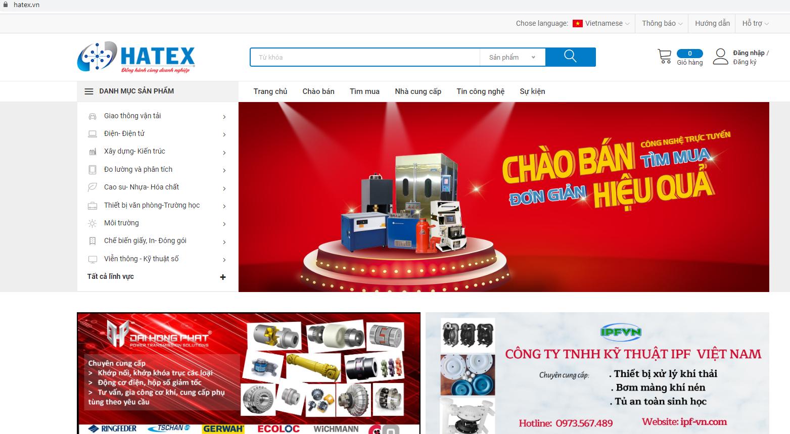 Trang chủ Hatex.vn