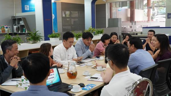 Trung tâm Hỗ trợ Khởi nghiệp thành phố Seoul Hàn Quốc tìm kiếm cơ hội hợp tác đầu tư tại Hải Phòng