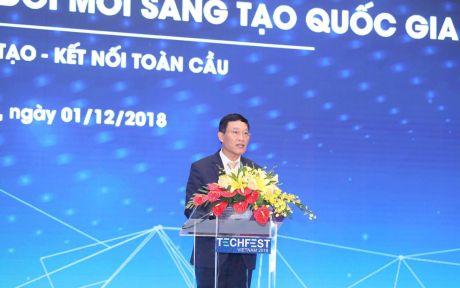 Lễ bế mạc Ngày hội Khởi nghiệp đổi mới sáng tạo Việt Nam năm 2018