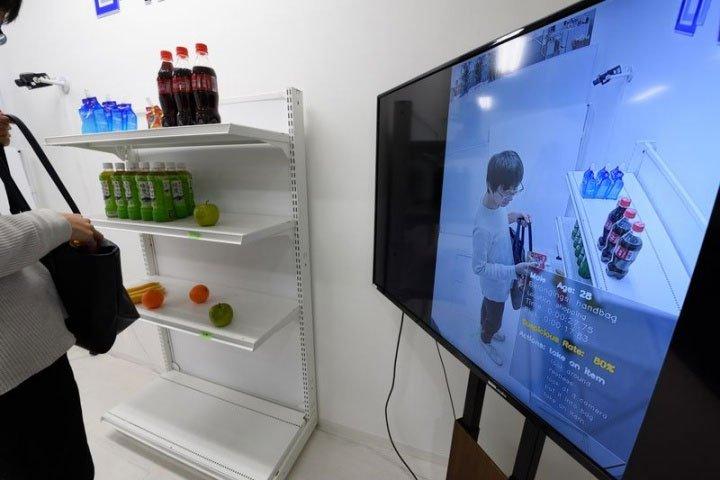 Nhật Bản phát triển camera phát hiện trộm vặt trước khi chúng thực hiện hành vi phạm tội