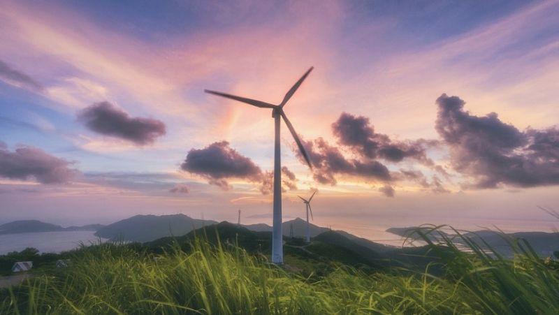 Tốc độ gió bề mặt trung bình toàn cầu đã tăng lên kể từ năm 2010