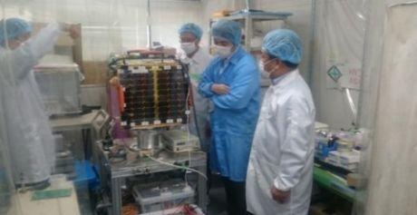 Vệ tinh MicroDragon của Việt Nam sắp bay vào vũ trụ