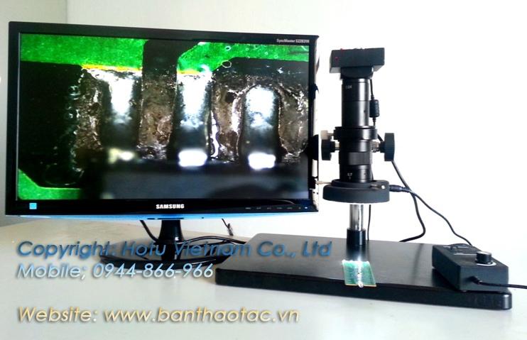 Kính hiển vi hiển thị màn hình máy tính KOMI-186