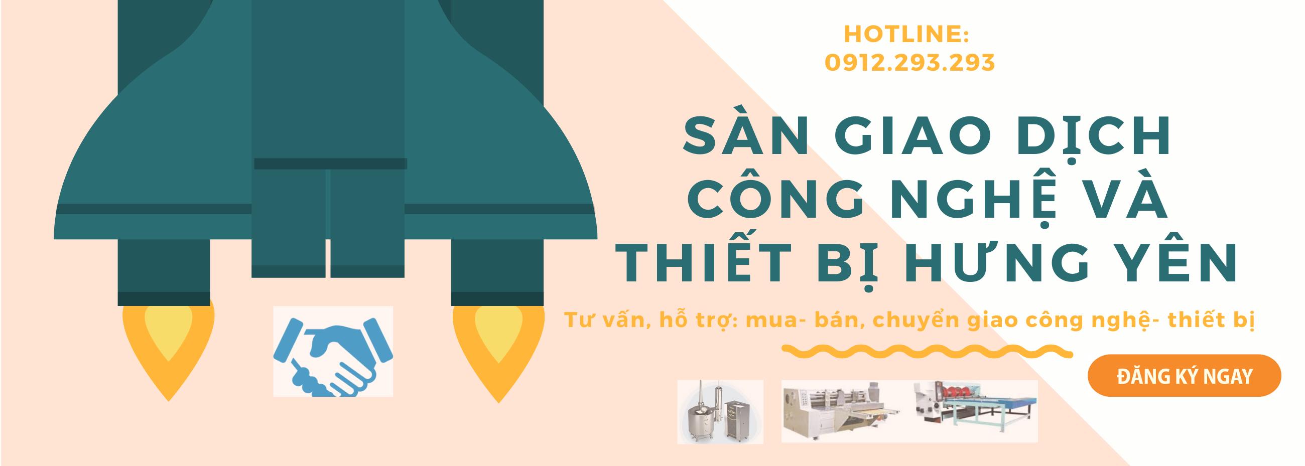 Sàn giao dịch công nghệ tỉnh Hưng Yên