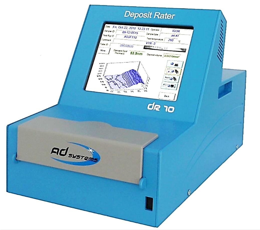 Đầu đọc HeaterTube cho máy đo Oxy hoá nhiệt nhiên liệu JET A1 - DR10