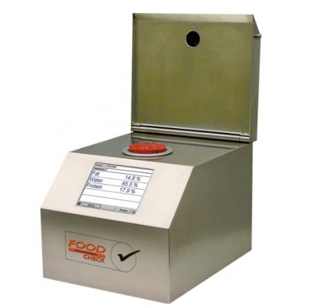 Máy quang phổ cận hồng ngoại NIR FoodCheck™ cho thực phẩm