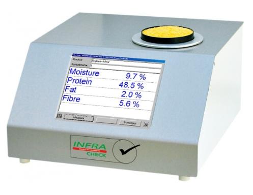 Máy quang phổ cận hồng ngoại NIR- Bruins InfraCheck