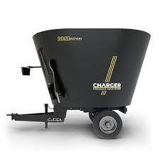 Máy trộn thức ăn trục đứng Charger Micro 0.75– 14M3