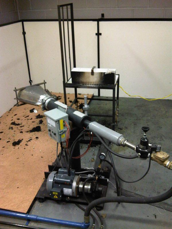 Thử nghiệm chống nhiệt và giảm trọng lượng của đệm ghế