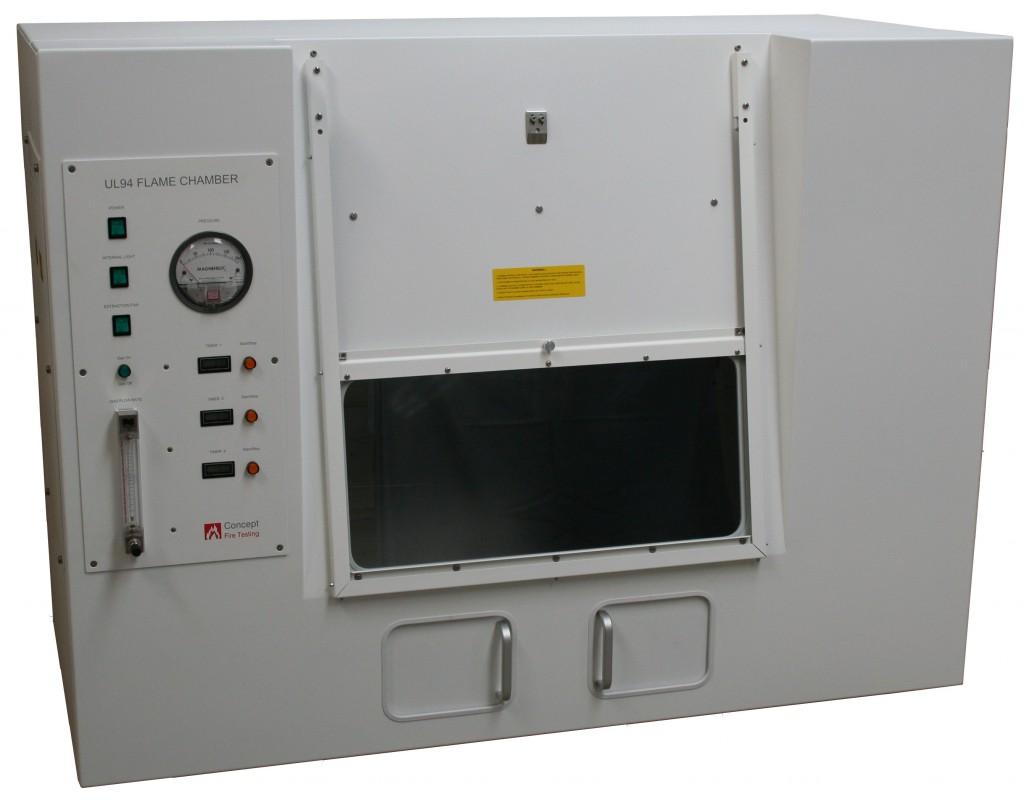 Máy kiểm tra tính chất cháy UL94 (UL94 Flame Chamber)