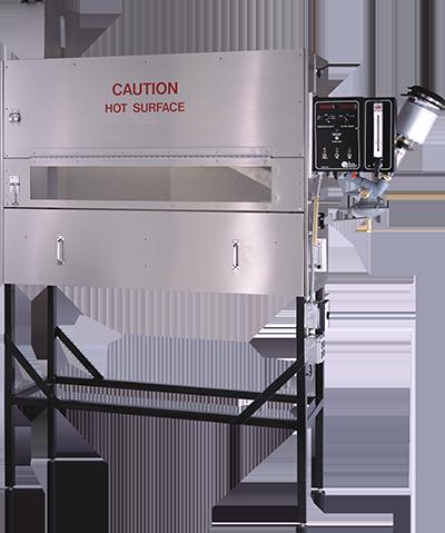 Thiết bị kiểm tra phản ứng với ngọn lửa bằng nhiệt bức xạ (model FRP-1A-CF(G)-X)